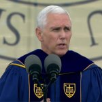 WATCH: Snowflake Notre Dame Students Walk Out Of Pence Speech