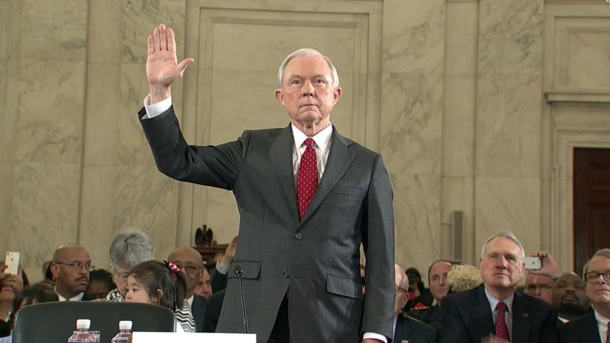 Sessions To Testify About Comey Before Senate Intelligence Committee