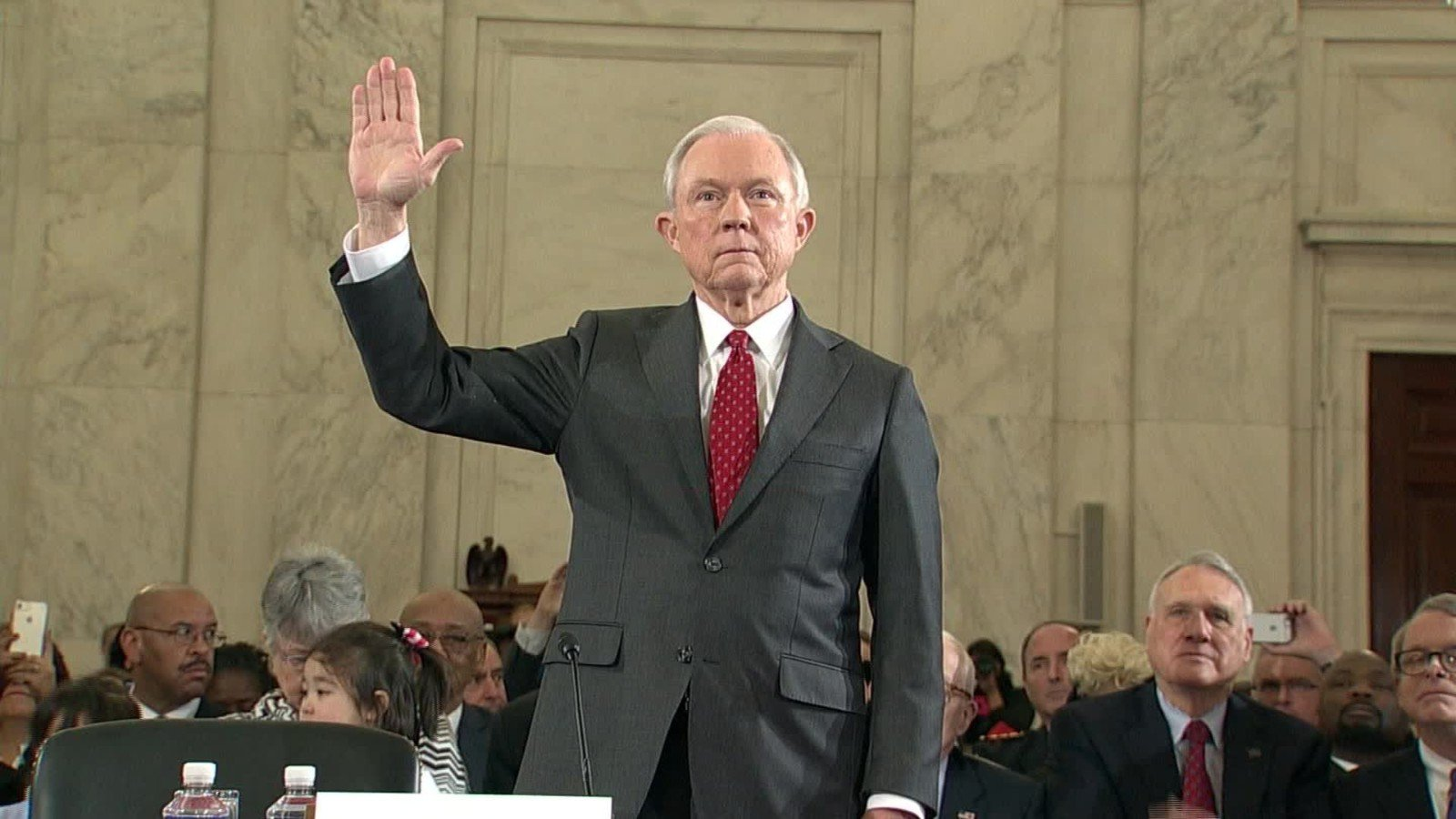 Sessions To Testify About Comey Before Senate Intelligence Committee – True Pundit
