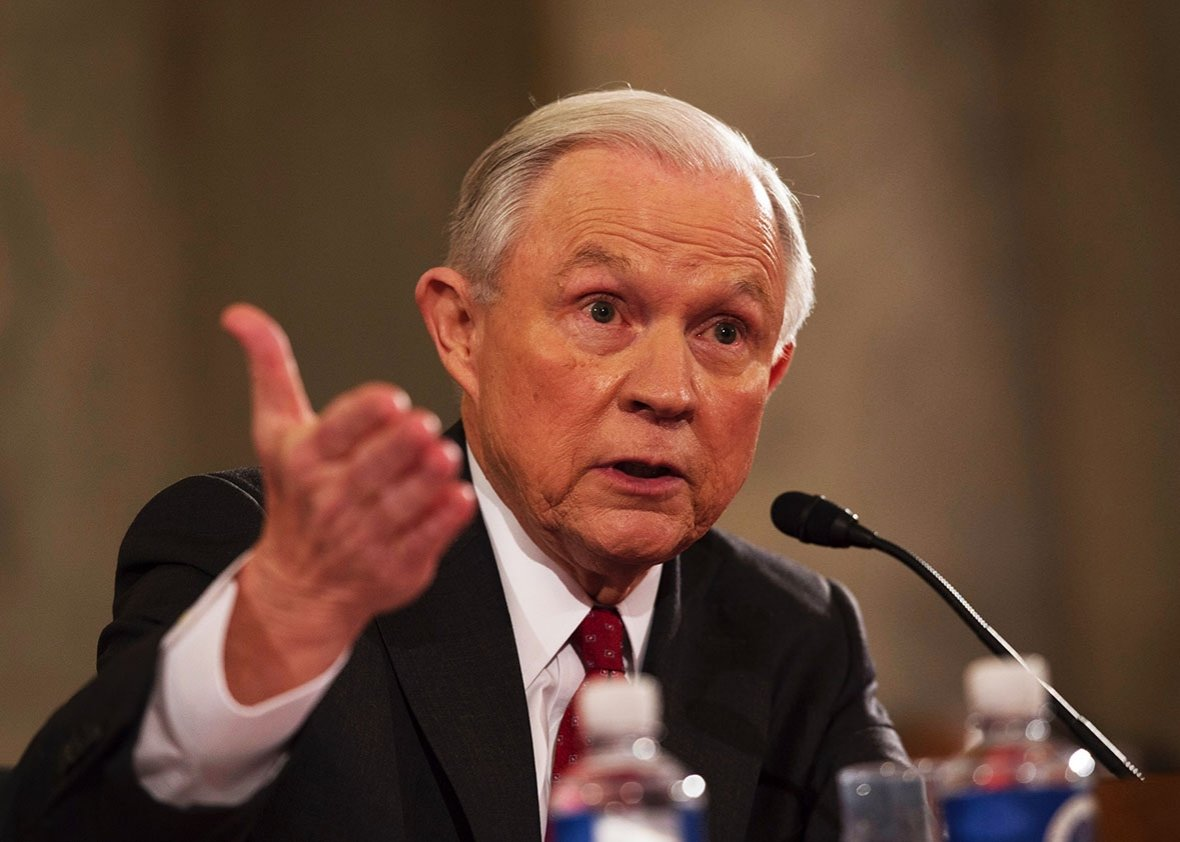DRAMA: Sessions Calls Russian Allegation 'An Appalling And Detestable Lie' (VIDEO) – True Pundit