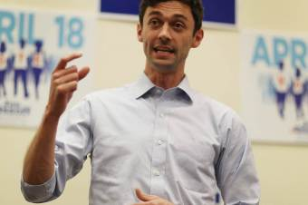 Georgia Dem Ossoff Takes A Historic Lead In Deep Red District – True Pundit