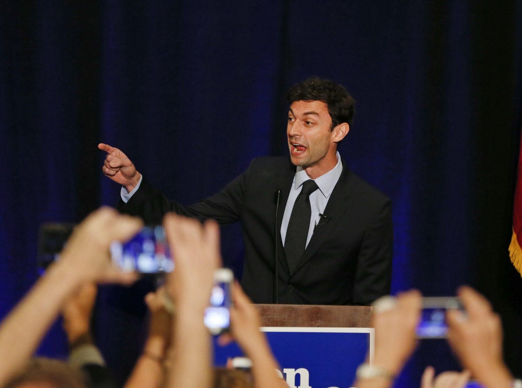 Ossoff On Pace To Set Record For Out-Of-State Donations – True Pundit