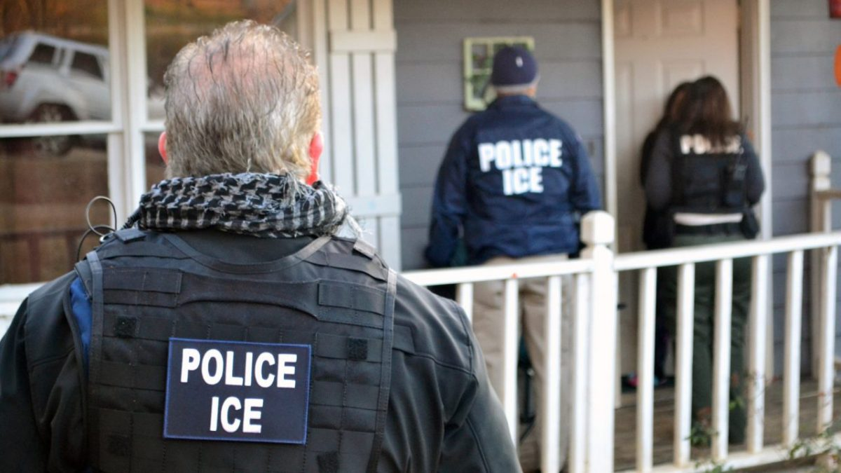 ICE Head: All Illegals Should Be Worried, Looking Over Their Shoulders