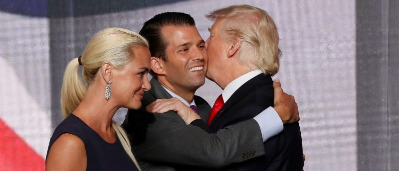 Trump Breaks His Silence On Don Jr. -- Here's His Whole Statement