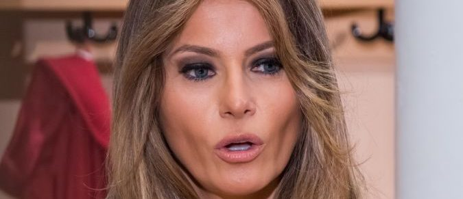 Melania Trump Issues A Blistering Response Questioning Kathy Griffin's Mental Help After She Posted Beheading Photo