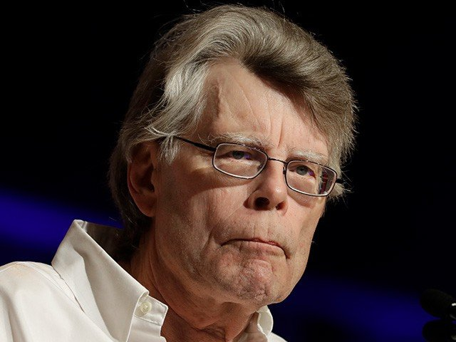 Stephen King Calls for Trump to Be 'Removed' from Office