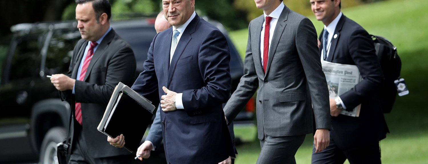 report gary cohn could be bounced out of trump white house true