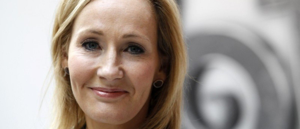 JK Rowling Rants And Raves Over Trump 'Avoiding' Wheelchair-Bound Boy--Video Proves Her Wrong