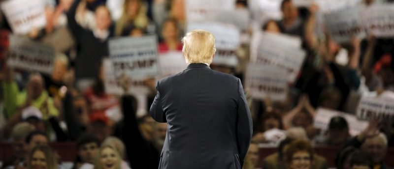 Trump To Hold Rally In Iowa Next Week