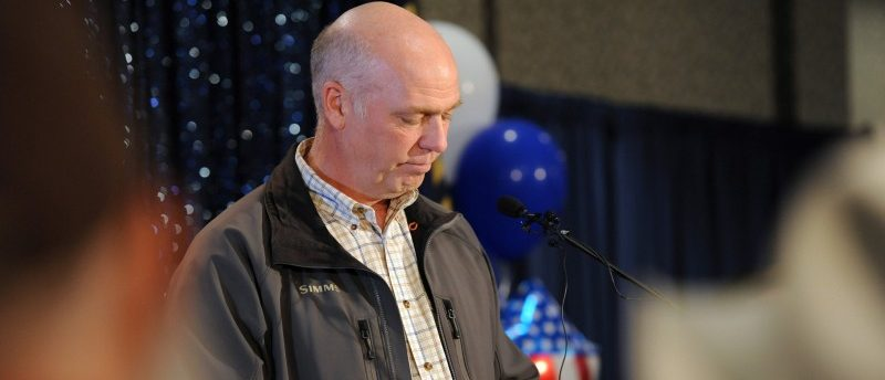 Montana Congressman Pays $50K For Choke Slamming Reporter