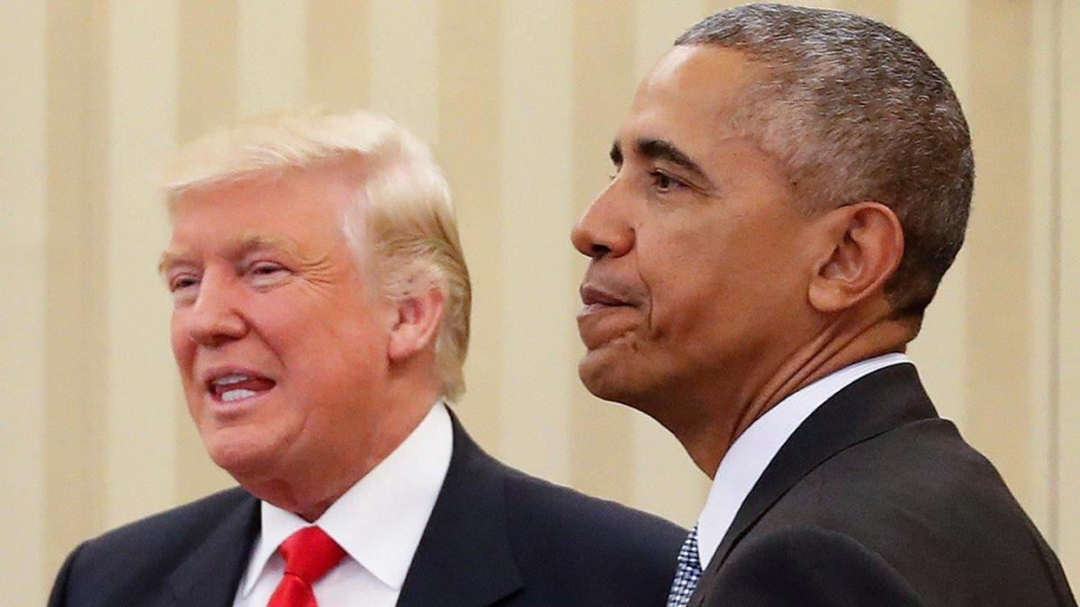 Obama: Trump 'Rejects The Future,' Calls For Cities, States To Go Forward Without Feds