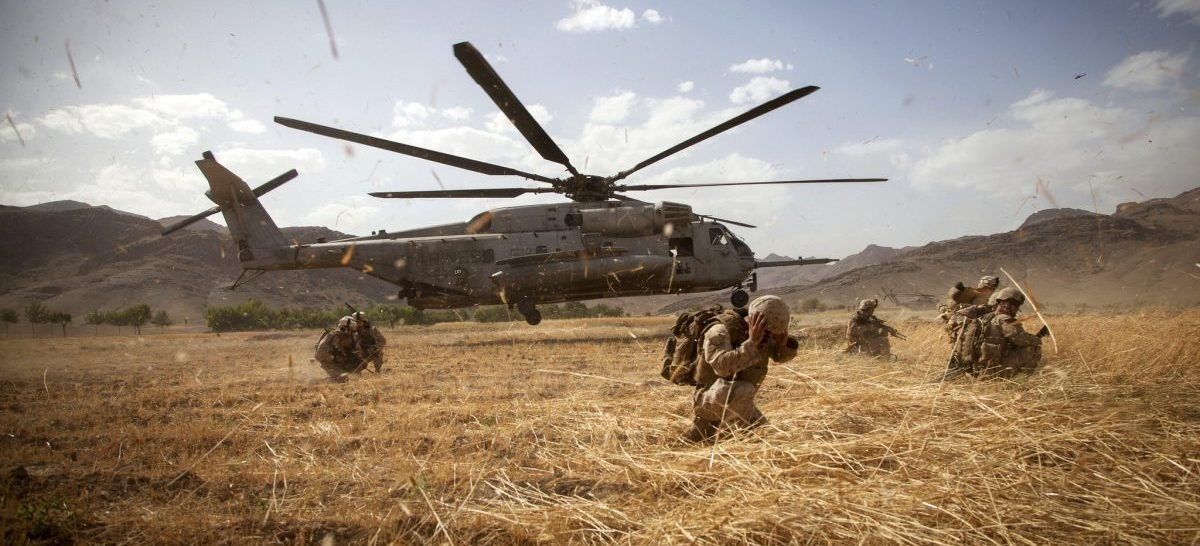 Seven US Soldiers Wounded In Apparent Afghan Insider Attack