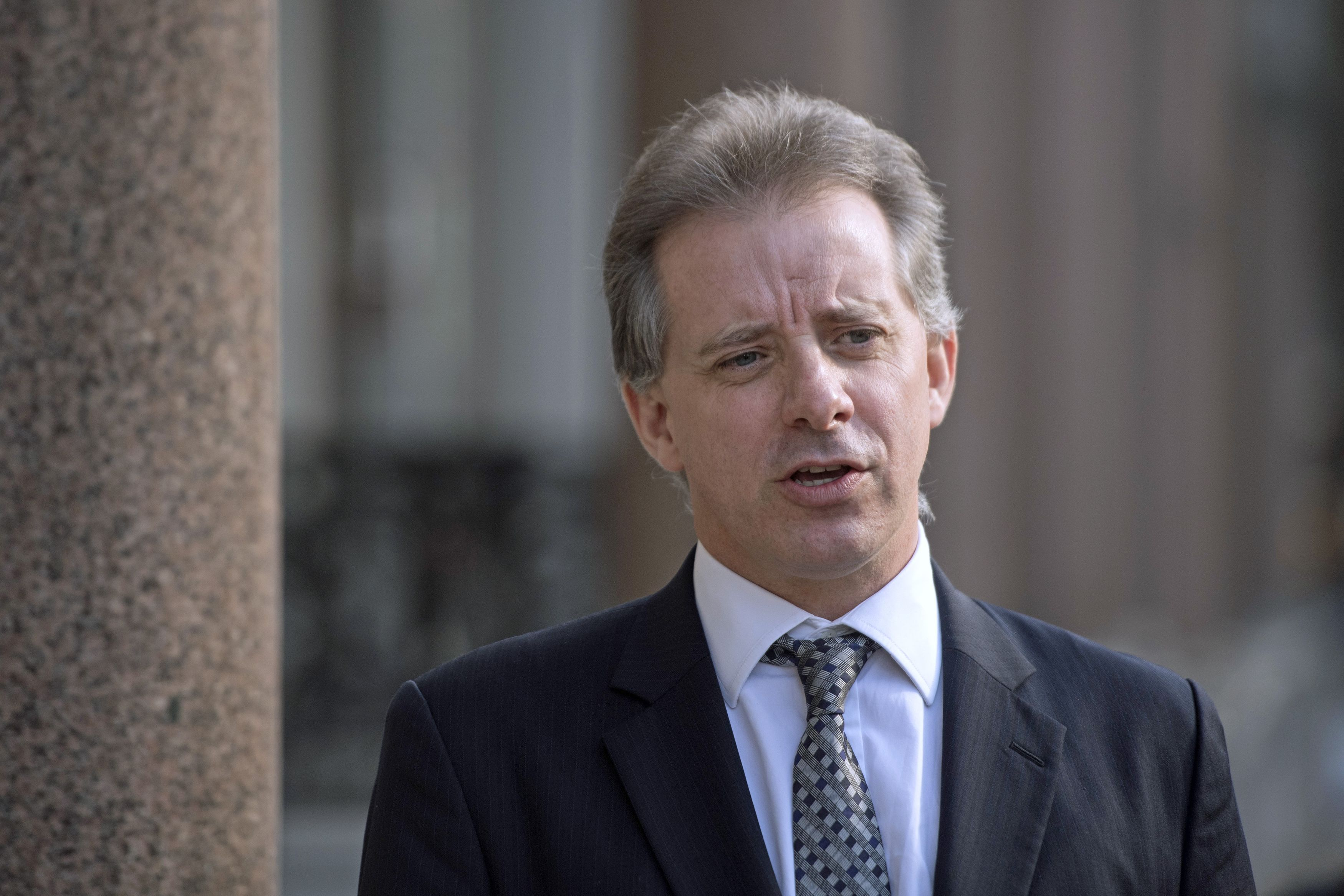 Anti-Trump dossier firm did work for corrupt regimes, rights group claims
