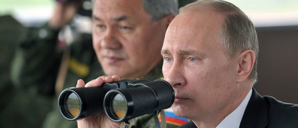 Americans More Intimidated By Russia Than Almost Anyone In The World