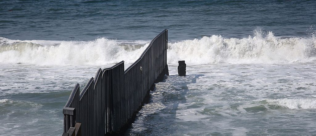 EXCLUSIVE: Government Docs Reveal DHS Plans To Build Border Fence In Gulf Of Mexico