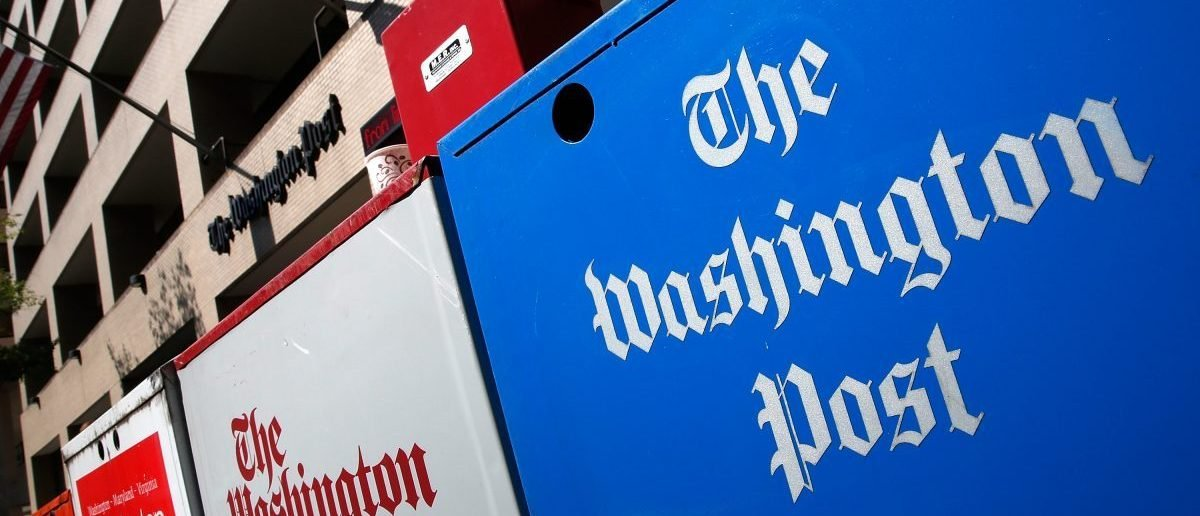 Washington Post Falsely Claims Comey 'Laid Out' An Obstruction Of Justice Case