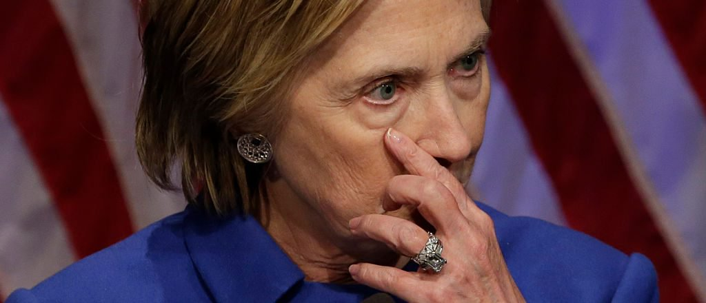 Hillary To DNC, Everybody Else On Earth: This Was Your Fault