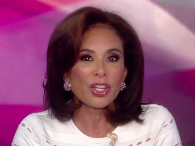 Judge Jeanine Slams Hillary Clinton: 'You're a Loser' - 'Face It, and Get Back In the Woods!' - Breitbart