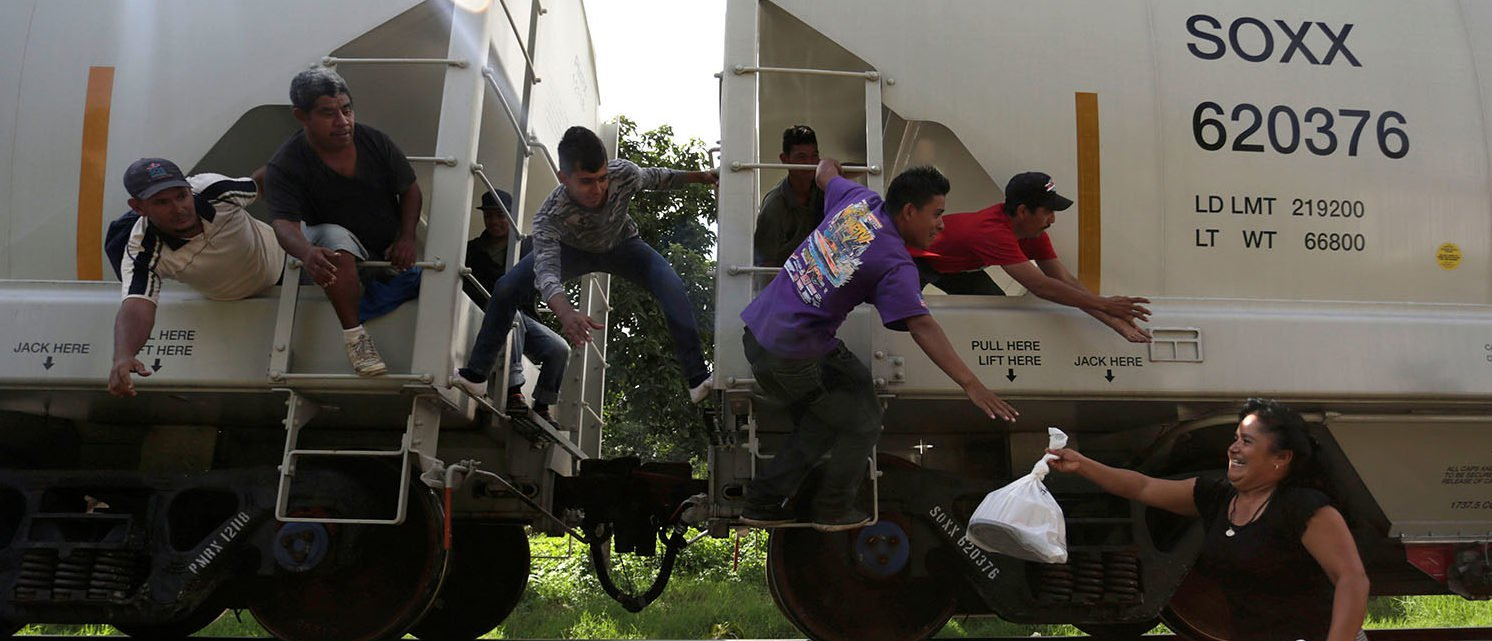 Under Trump, More Central American Migrants Resettling In Mexico