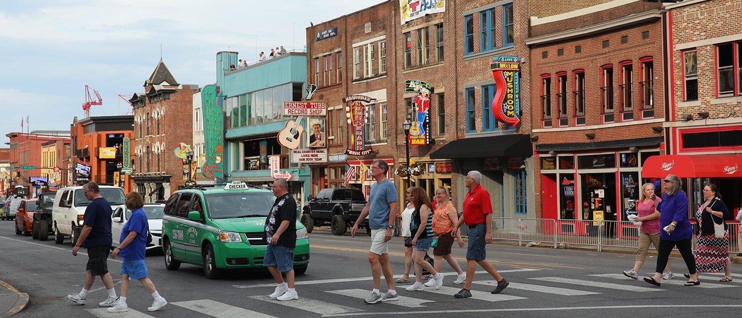 Tennessee Republican Promises To Squash Nashville's Sanctuary City Bill