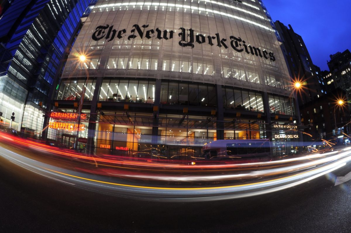 NYT Reporter At Center Of 'Almost Entirely Wrong' Story Has Been Called Out Before