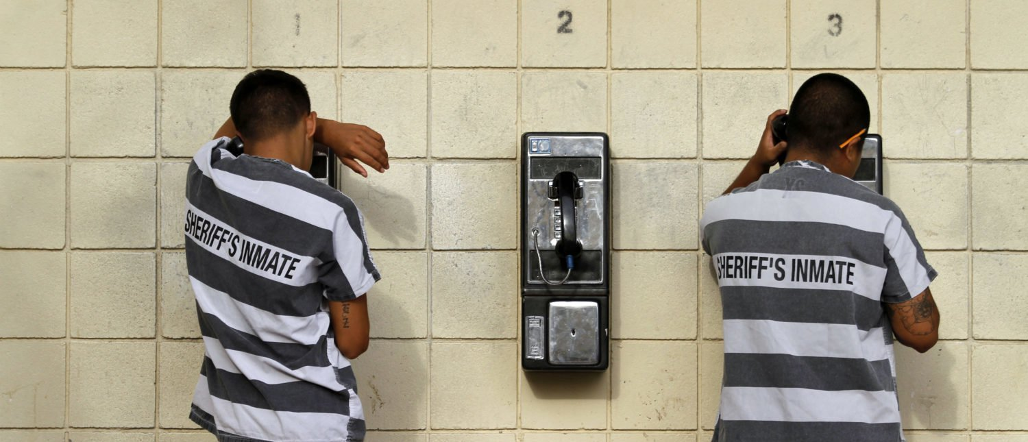 Illegal Cellphones Are Being Used To Assassinate Police Officers And Their Families