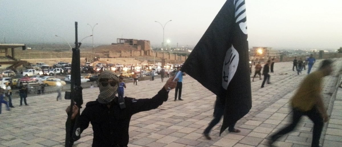 ISIS Tried To Lure Troops Into Suicide Bomber 'Wave' With Phony Surrender Offer