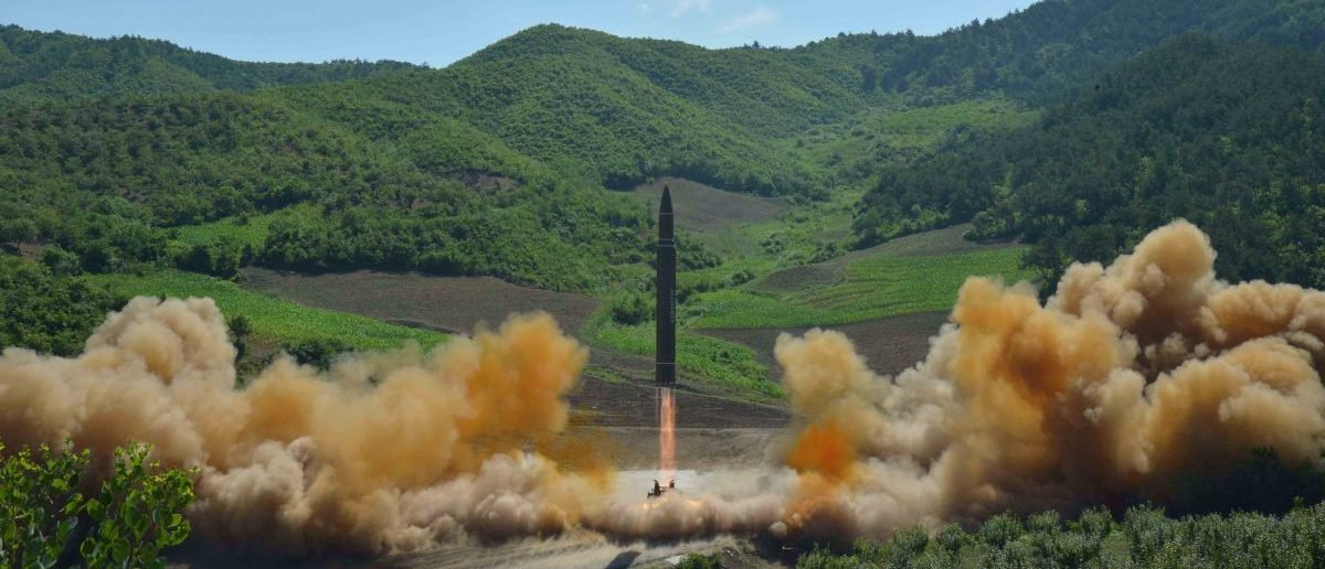 North Korea Expected To Have 'Reliable, Nuclear-Capable ICBM' As Early As Next Year