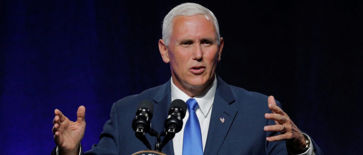 Pence: 'We Expect Russian Behavior To Change'