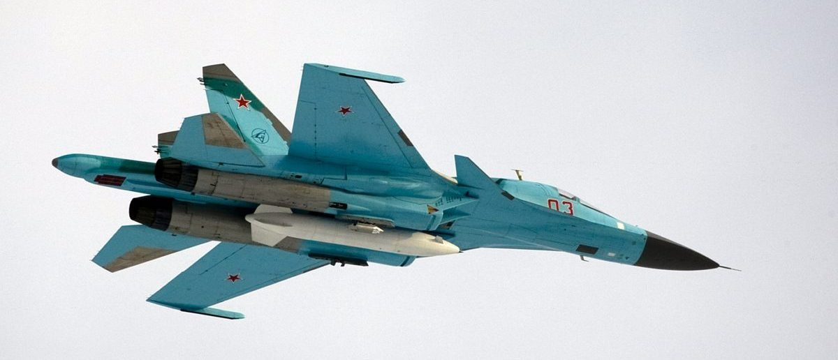 Russian Fighter Comes Within 20 Feet Of US Spy Plane