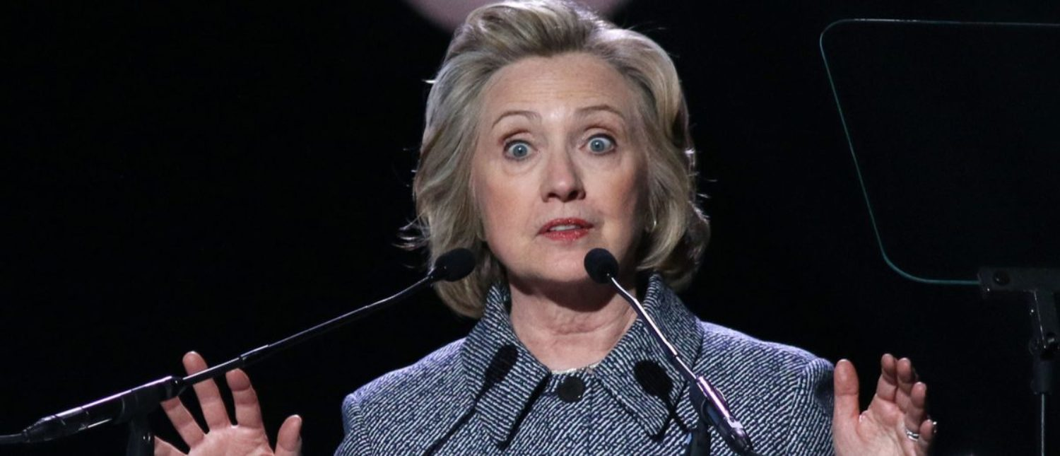 State May Pull Hillary's Security Clearance Over Private Email Server