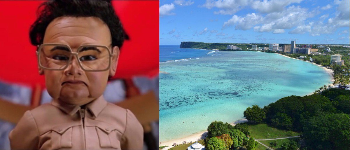 Here's Everything You Need To Know About Guam In Case North Korea Nukes It