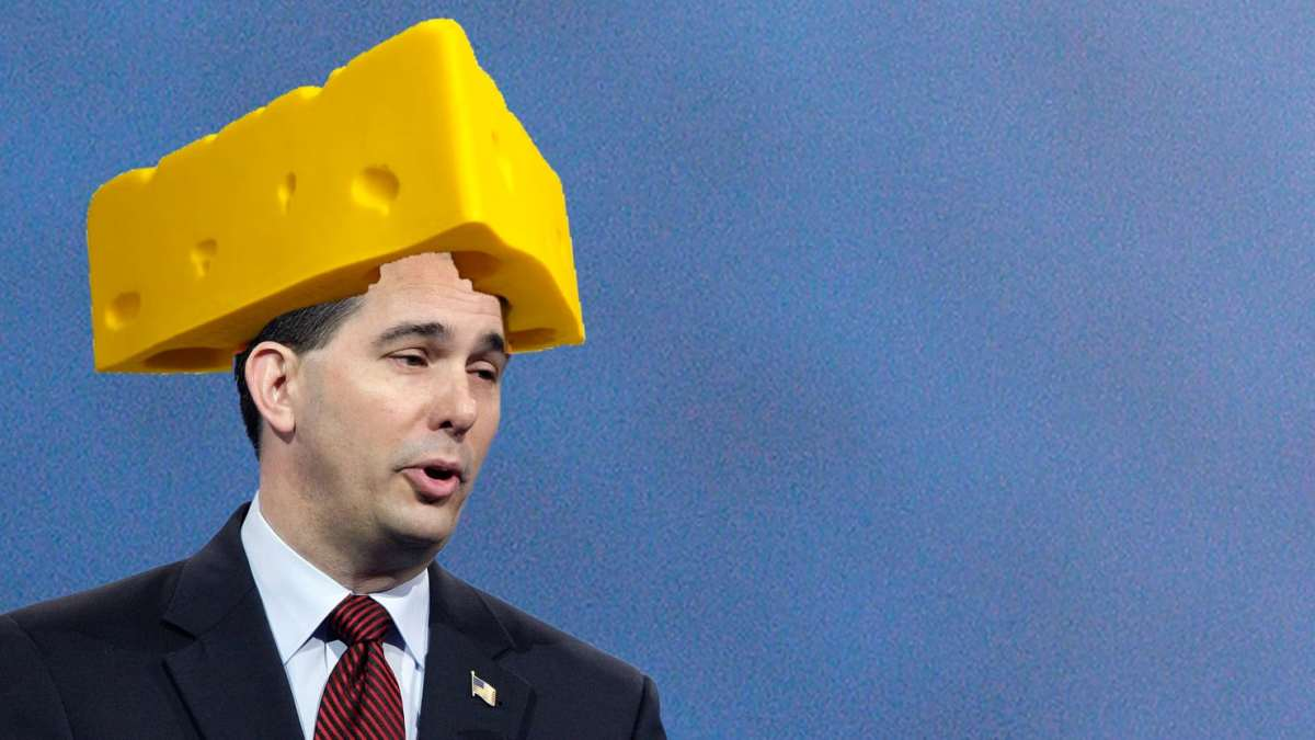 CHEESEHEAD: Tone-Deaf Wisconsin Gov. Scott Walker's NFL Fanboy Tweets Anger Conservatives