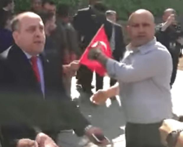 US Marshals Arrest Two In Turkish Embassy Brawl