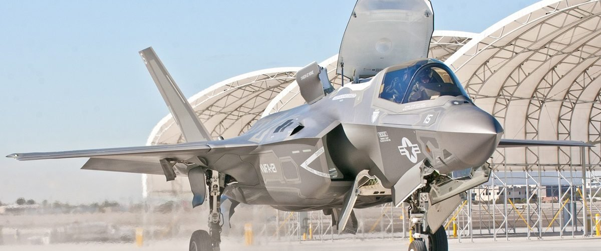 Marine Corps F-35s Back In Play After Logistics Software Glitch Fixed