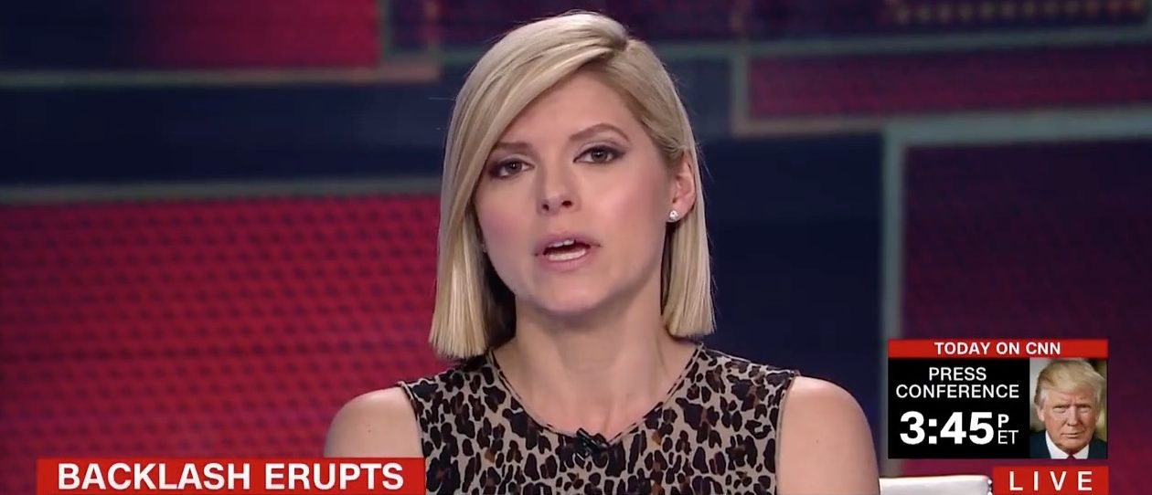 CNN Host Tries To Slime David Clarke -- Handcuffs Herself By Playing His Greatest Hits [VIDEO]