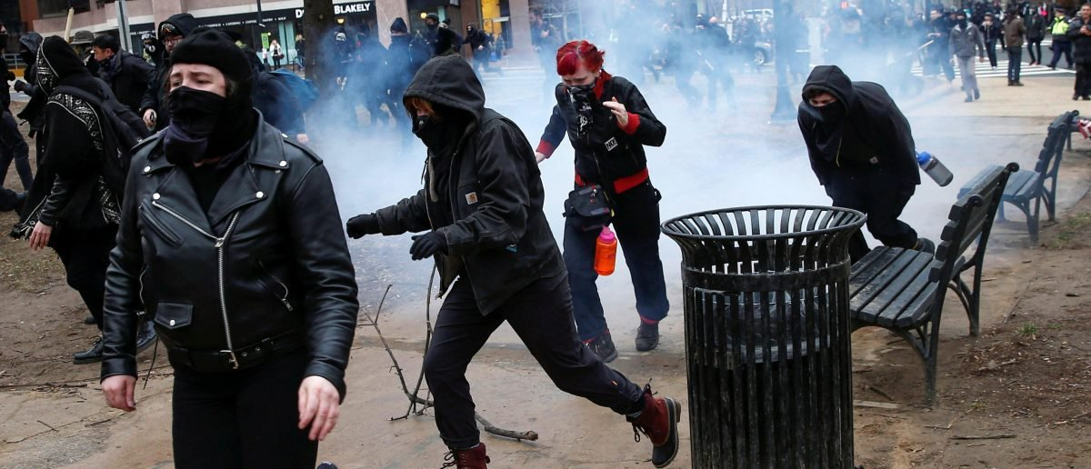 Antifa Listed Among 'Domestic Terrorism' Groups By New Jersey