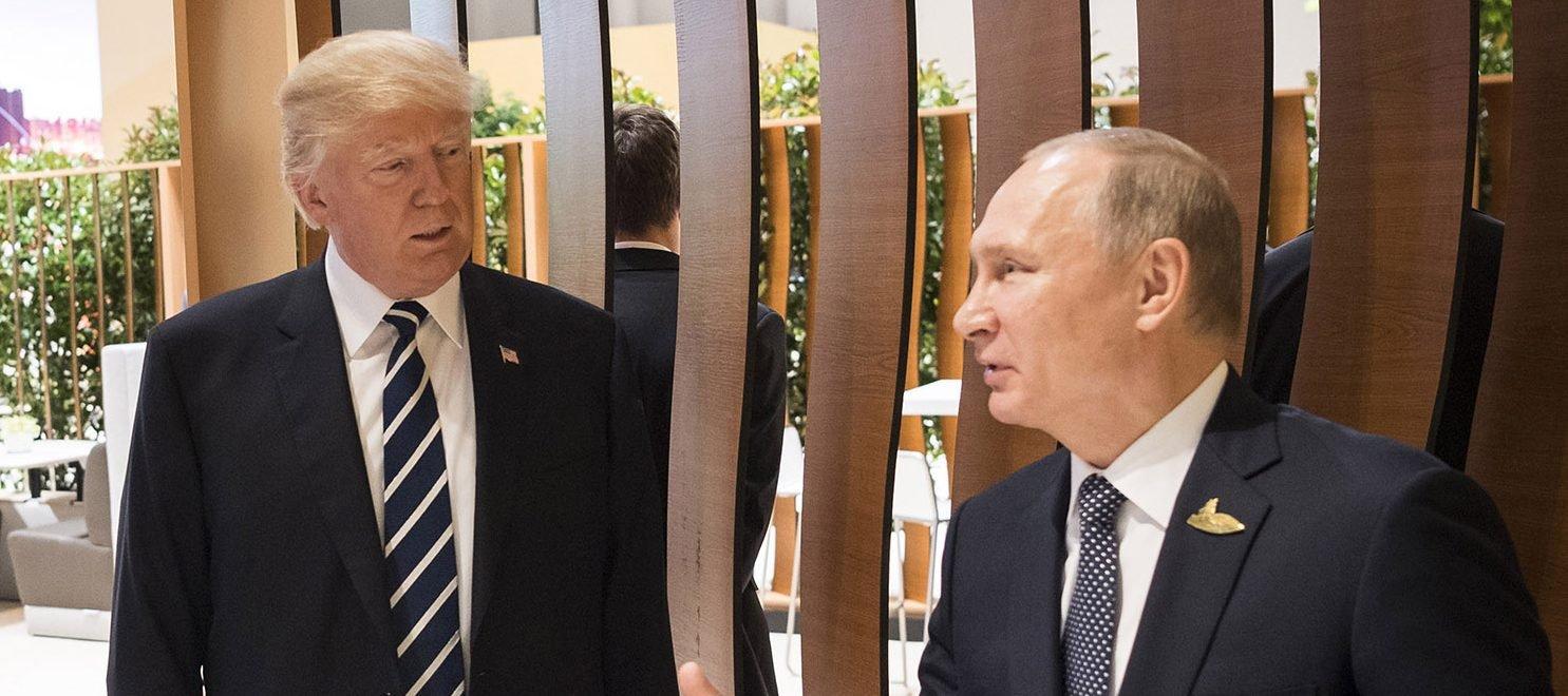 Trump: No Change To Russia Sanctions Until Progress in Ukraine, Syria