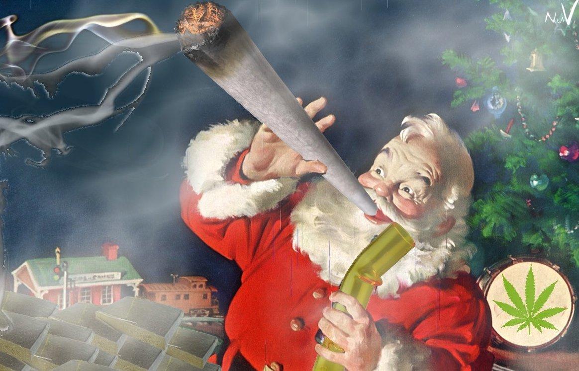 walmart selling weed christmas tree