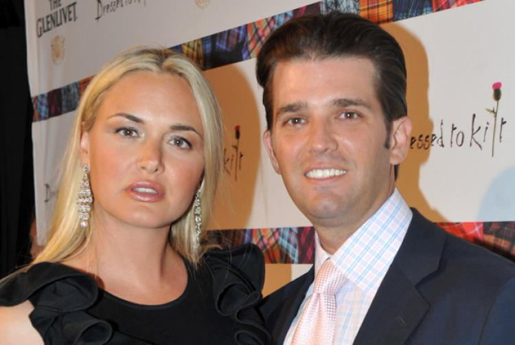 Donald Trump Jr Says His Wife And Children Are Safe After Disturbing White Powder Scare