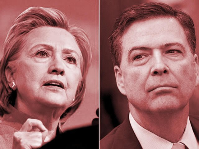 Comey S Wife Devastated When Hillary Clinton Lost: How I Rigged The Hillary Clinton Investigation; The