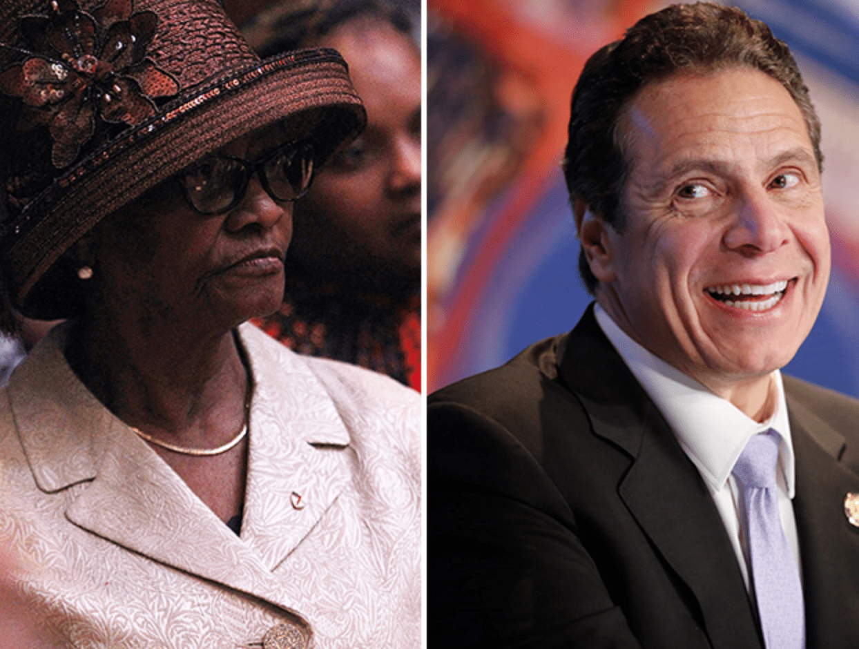 Andrew Cuomo Mourns Death of NY Community Leader Una Clarke (She's Alive)