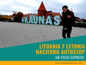 lituania en autostop