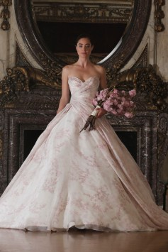Romona Keveza Luxe Bridal Collection Spring 2016