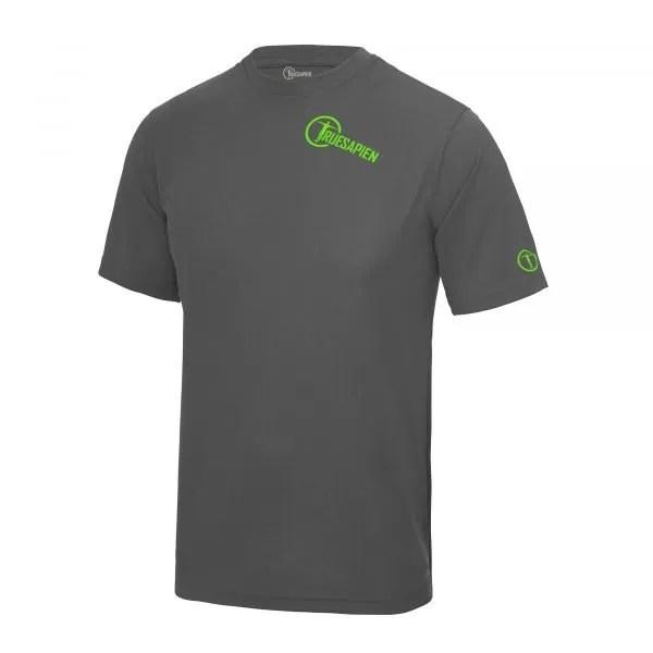 truesapien-mens-running-fitness-shirt-charcoal-green