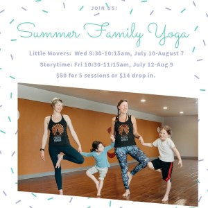 Summer Family Yoga - Storytime @ Olympia | Washington | United States