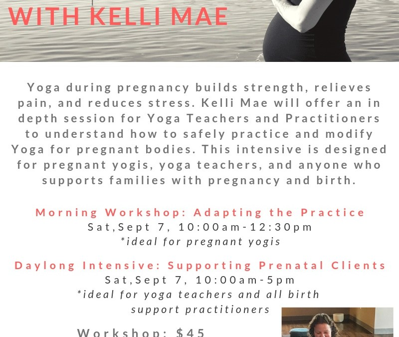 Healthy Movement For Pregnancy: Morning Workshop
