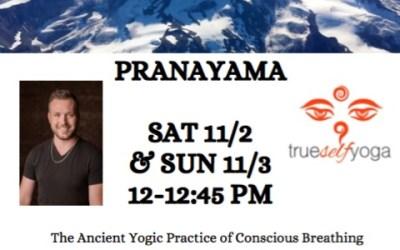 Special Pranayama Class