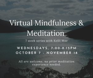 Calm your mind with meditation series
