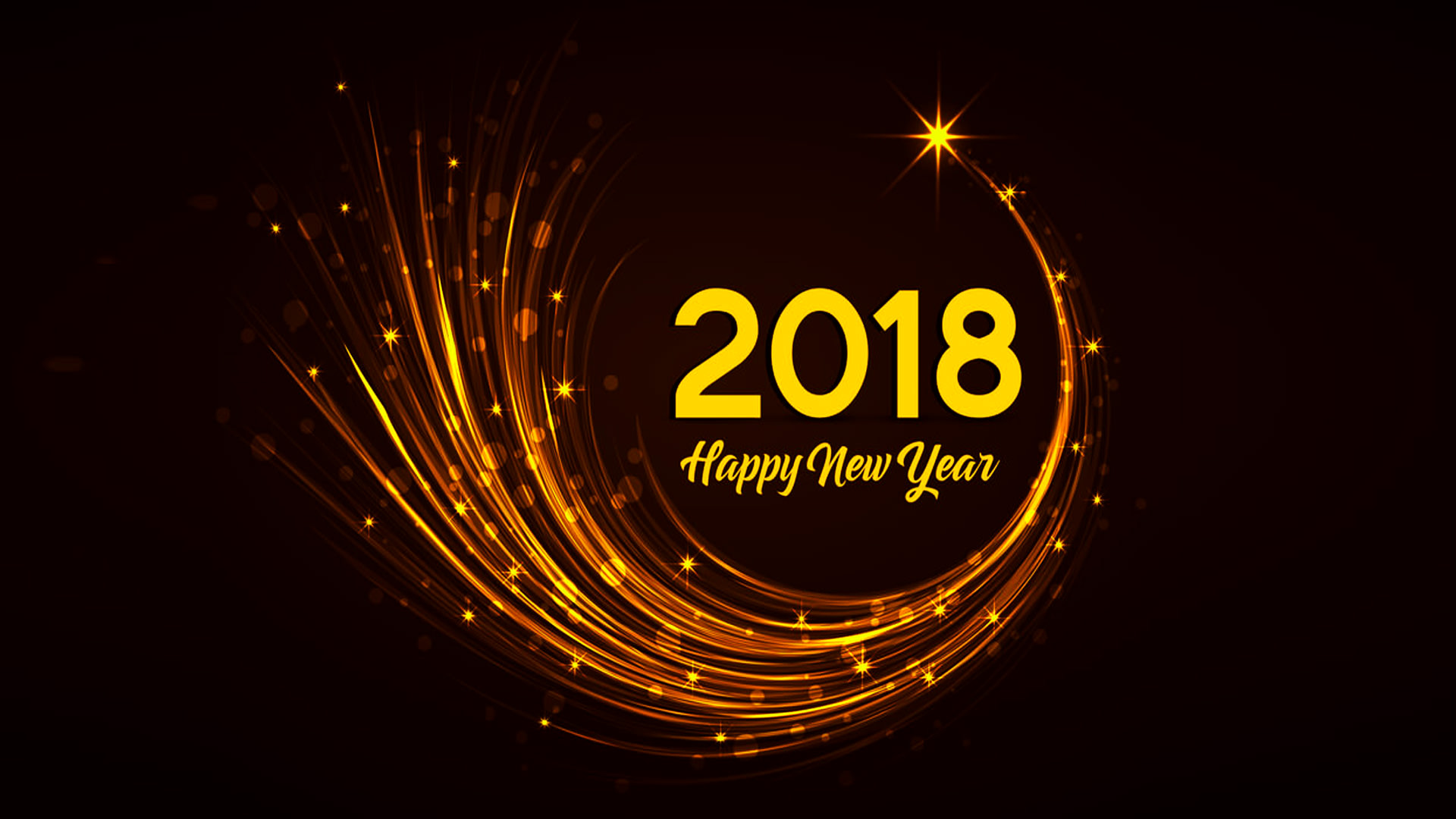 Special Happy New Year 2018 Wallpaper, Hd Greetings